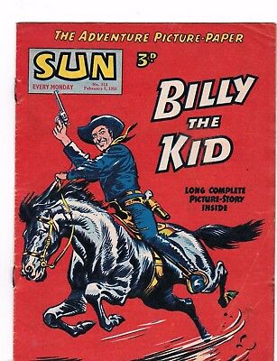 The Sun Comic   # 313  1955    Dick Turpin
