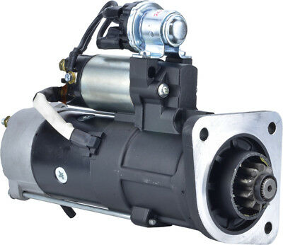 New Starter For CAV DD; 24-Volt; CW; 10-Tooth, 1327470, 1327A470, 1327H410