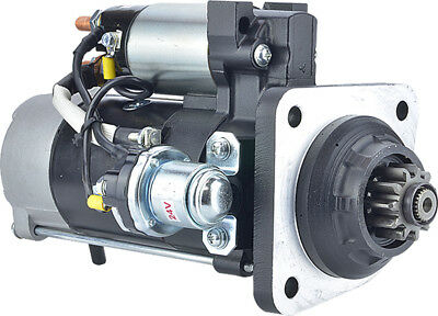 New Starter For CAV PLGR; 24-Volt; CW; 11-Tooth, 1327A660, -1, S115A24-7;