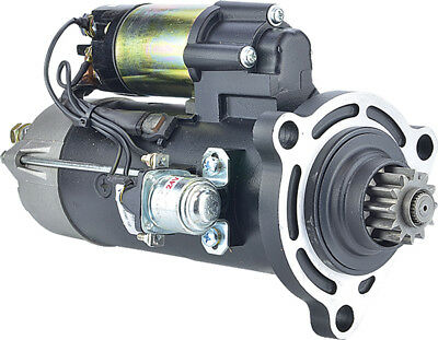 New Starter For CAV PLGR; 24-Volt; CW; 12-Tooth; 1327A460, -1, S115246, S115A246