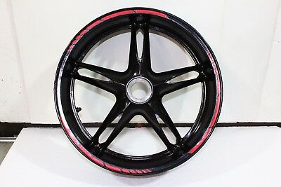 Triumph Speed Triple 1050 2005  2008 515NJ Hinterrad Felge Rad hinten rear wheel