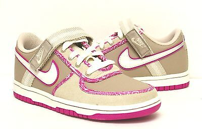 Nike Youth Shoes Vandal Low (GS) Youth Size: 4,4.5,5 Available 315419-211