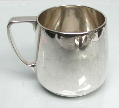 1923 Tiffany & Co Sterling Silver Infant Childs Cup