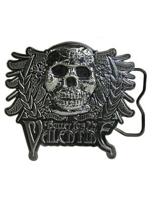 Bullet For My Valentine BFMV Belt Buckle - NEW & OFFICIAL