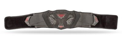 FLY Racing Flight 2017 Youth Kidney Belt Black/Red Youth