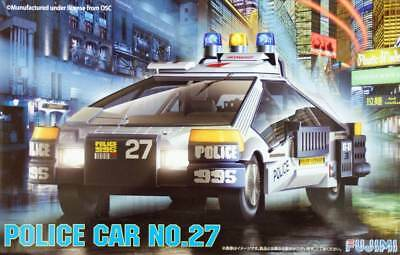 Fujimi 091365 Police Car No.27 1/24 Scale Kit