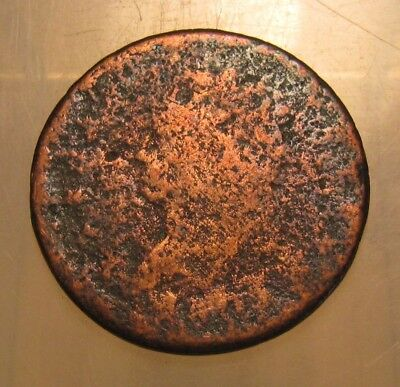 180? Classic Head Large Cent Penny - Corroded Condition- 18FR
