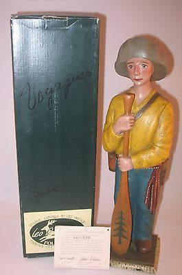 New Voyageur Leo Smith Midwest Excellent Condition In Box Retired