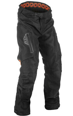 Fly Racing Patrol Over The Boot Pants / Black - All Sizes