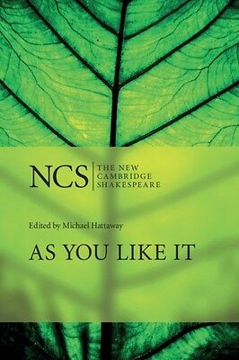 As You Like It (The New Cambridge Shakespeare) (Paperback), Shake. 9780521732505