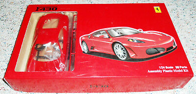 Fujimi 1/24 Ferrari F430 w/ option parts