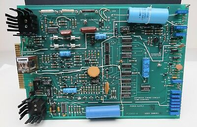 Sorvall RC 5B Centrifuge PART Circuit Board Assy 20809 RC5B