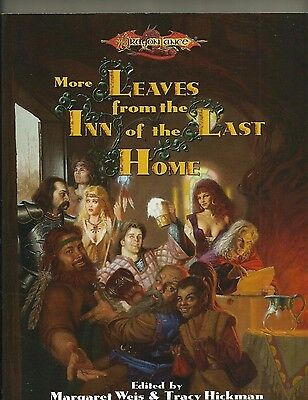 Dragonlance More Leaves from the Inn of the Last Home Book