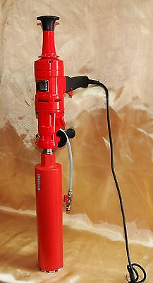 "4"" CONCRETE CORING DRILL 4"" Z-1 CORE DRILL 2 SPEED by BLUEROCK ® TOOLS Z1"
