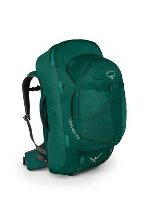 Osprey Fairview 55L Womens Travel Backpack - Rainforest