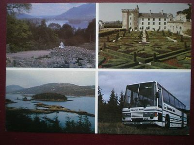 Postcard Ulterbus Coach - There Is So Much More To See - Multi View