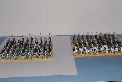 15mm Painted Napoleonic Austrian  and Russian