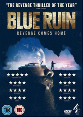 Macon Blair, Devin Ratray-Blue Ruin  (UK IMPORT)  DVD NEW