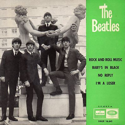 The Beatles, Ep, Rock And Roll Music + 3, Spanish Edit.1964