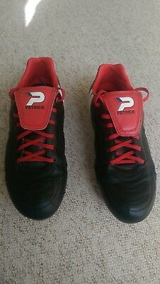 Patrick Rugby Boots, size 10