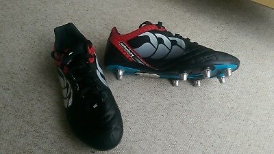 Canterbury Rugby Boots, size 10