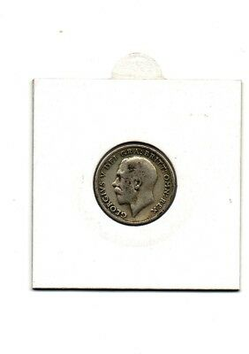 1921  Sixpence nice condition In Coin Pocket