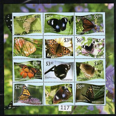 Wt Niuafo'ou - Mnh - Butterfly