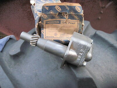 Melling H-53 Oil Pump Willys 1945 & Up