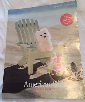 American Girl Spring 2000 Catalogue