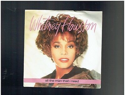 Whitney Houston All The Man That I Need Ps 45 1991