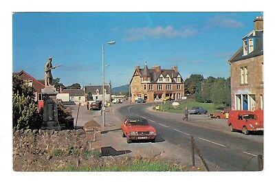 Postcard, ARDGAY, 1960s / 1970s? classic cars, Ford, MORRIS MINOR Royal Mail Van
