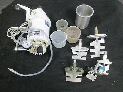 Whipmix D Combination Dental Lab Material Impression Mixing & Investing Unit