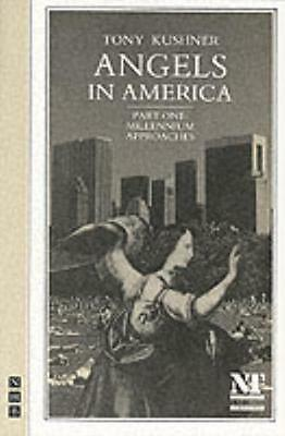 Angels in America, Part One: Millennium Approaches (NHB Modern Plays) (Paperbac.