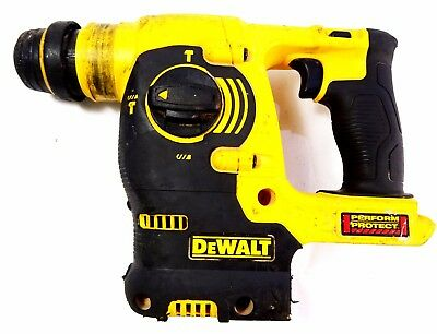 DeWALT DCH253 SDS 3 FUNCTION CORDLESS HAMMER DRILL XR 18v Lithium Li-Ion *Bare*