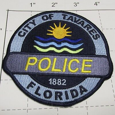 Tavares Police Dept Tpd City  Sun Waves Tavarez Sharp Colorful Florida  Patch