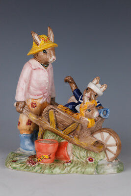 Lovely Royal Doulton Bunnykins figure - Home Grown - DB 429