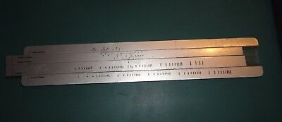 Unknown Purpose - Slide Rule - Printing, Paper Box Production?
