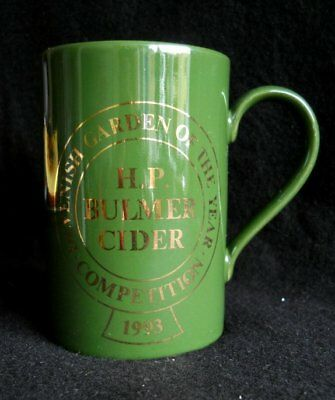 "Dunoon Mug - H.p. Bulmer Cider ""devenish Garden Of The Year Competiton 1993"""