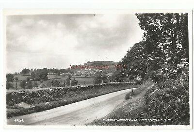 Glos Wotton-under-Edge 2 Real Photo Vintage Postcards