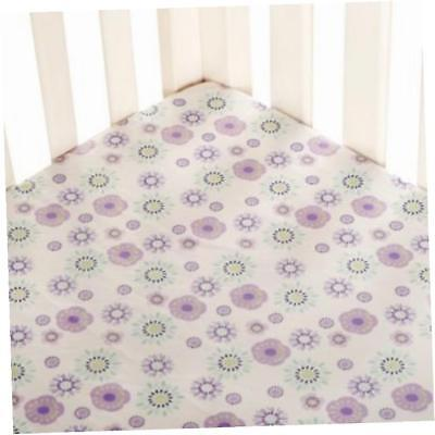NEW Carter's Zoo Garden Fitted Crib Sheet BRAND NEW
