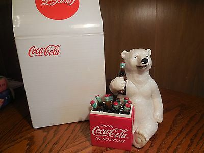 Coca-Cola 2012 Limited Edition Figurine with Box- Limited Edition