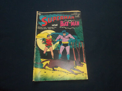 superman reprint kasette 1967 mit beilage robin maske. Black Bedroom Furniture Sets. Home Design Ideas