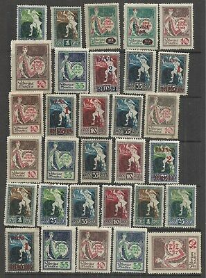 (W105) LATVIA – Mint & Used Accumulation (6 Scans)