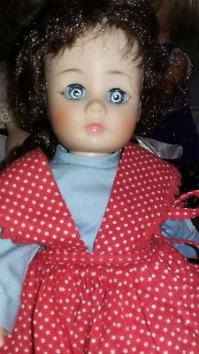 "1950'S Madame Alexander Doll LITTLE WOMEN JOE DOLL 12"" VINTAGE Original"