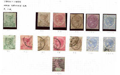 STRAITS SETTLEMENTS SOUND COLLECTION LOT $100+ #2 QUEEN VIC 99c NO RESERVE