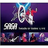 Heads Or Tales: Live, SAGA CD | 4029759064831 | New