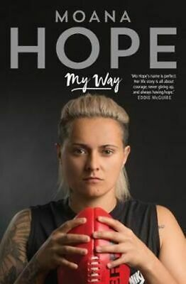 NEW My Way By Moana Hope Paperback Free Shipping