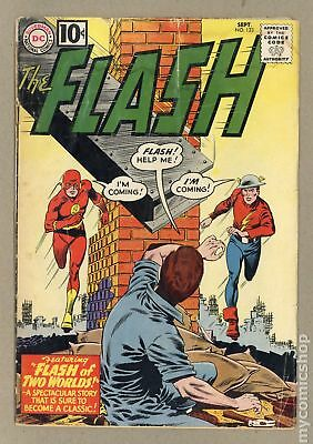 Flash (1959 1st Series DC) #123 FR/GD 1.5