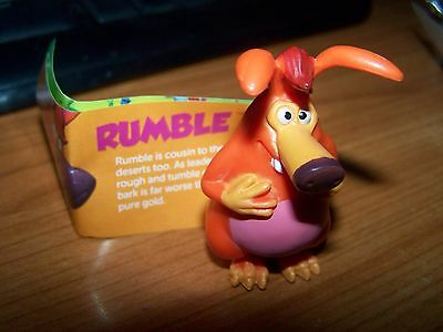 """New Series Yowie World """"RUMBLE"""""""