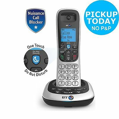BT 2700 Cordless Telephone with Answer Machine - Single